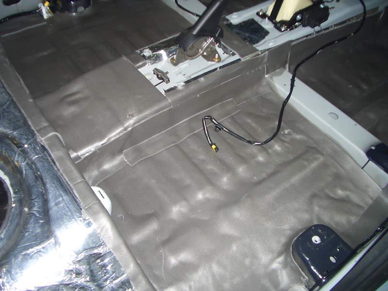 SGM-tunig - Производство самоклеящихся виброизолирующих и герметизирующих материалов.